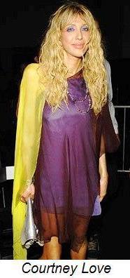 Blog 10 - Courtney Love
