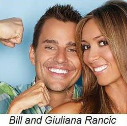 Blog 25 - Bill and Giuliana Rancic