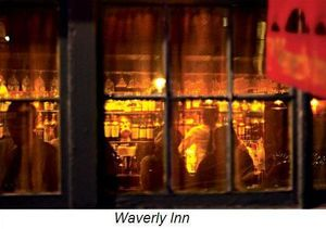 Blog 26 - Waverly Inn