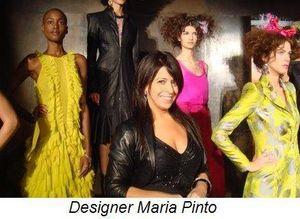 Blog 31 - Designer Maria Pinto