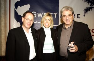 Blog 2 - Albert Berger (Little Miss Sunshine producer) with Brenda Sexton and Harold Ramis