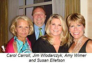 Blog 5 - Carol Carroll, Jim Wlodarczyk, Amy Wimer and Susan Ellefson