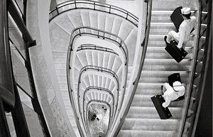 Blog 7 - winding stairwell