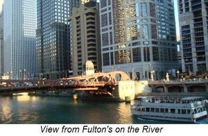 Blog 2- View from Fulton's on the River