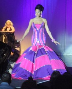 Blog 4 - Sunny Dee-Lite's evening gown competition