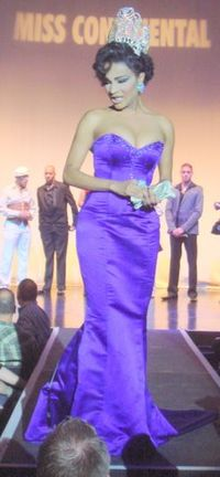 Blog 9 - Retiring Miss Continental, Tulsi