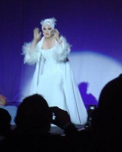 Blog 12 - Chilli Pepper as Norma Desmond