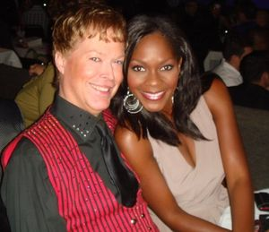 Blog 13 - Tim Gideon and former Miss America Erica Dunlap