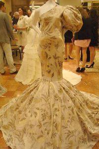 Blog 4 - Gorgeous James de Colon creation