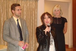 Blog 9 - GM Wendy Krimins with Timothy Long and Noren Ungaretti
