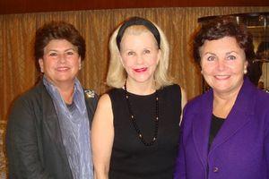 Blog 10 - Katherine Saville, Peggy Snorpf and Connie Saville