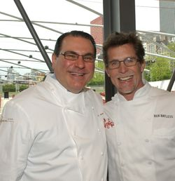 Blog 3- Chef Bartolotta and Chef Bayless