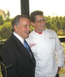 Blog 5 - Mayor Daley with Chef Rick Bayless