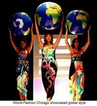 Blog 1 - World Fashion Chicago showcased global style