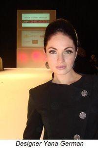 Blog 3 - Designer Yana German