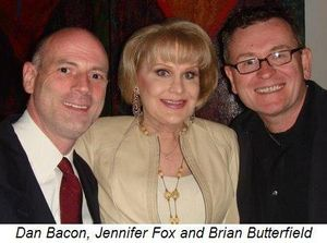 Blog 9 - Dan Bacon, Jennifer Fox and Brian Butterfield
