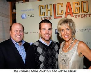 Blog 1 - Bill Zwecker, Chris O'Donnell and Brenda Sexton