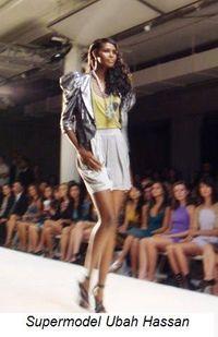 Blog 2 - Supermodel Ubah Hassan