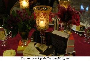 Blog 4 - Tablescape by Heffernan Morgan
