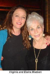Virginia and Elaine Madsen