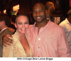 Blog 3 - With Chicago Bear Lance Briggs