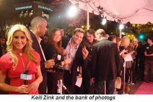 Blog 5 - Kelli Zink and the bank of photogs