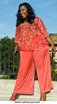 Blog 2 - Model Latesha Lipscomb