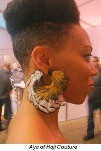 Blog 3 - Aya of Haji Couture