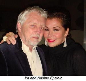 Blog 5 - Ira and Nadine Epstein