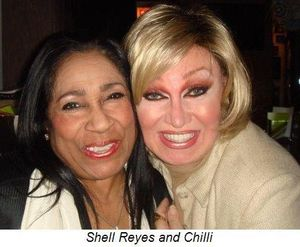 Blog 10 - Shell Reyes and Chilli
