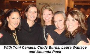 Blog 2 - With Toni Canada, Cindy Burns, Laura Wallace and Amanda Puck