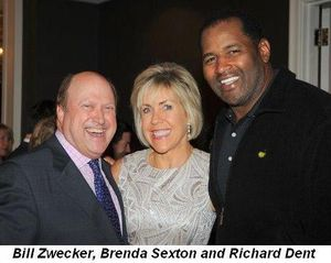 Blog 3 - Bill Zwecker, Brenda Sexton and Richard Dent
