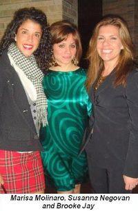 Blog 4 - Marisa Molinaro, Susanna Negovan and Brooke Jay