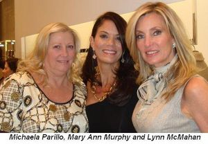 Blog 4 - Michaela Parillo, Mary Ann Murphy and Lynn McMahan