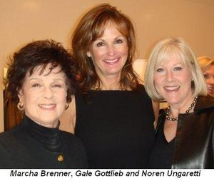 Blog 6 - Marsha Brenner, Gale Gottlieb and Noren Ungaretti