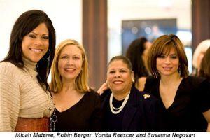 Blog 11 - Micah Materre, Robin Berger, Vonita Reescer and Susanna Negovan