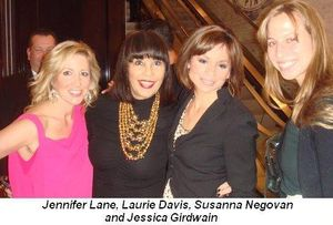 Blog 6 - Jennifer Lane, Laurie Davis, Susanna Negovan and Jessica Girdwain