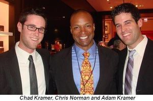 Blog 7 - Chad Kramer, Chris Norman and Adam Kramer
