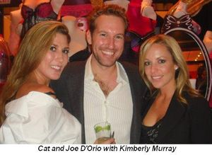 Blog 10 - Cat and Joe D'Orio with Kimberly Murray