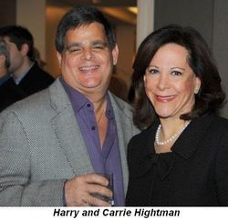 Blog 8 - Harry and Carrie Hightman
