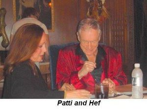 Blog 4 - Patti and Hef