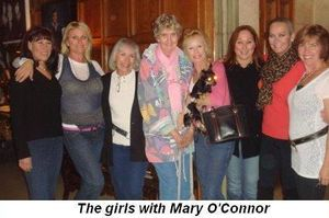 Gallery - With Mary O'Connor