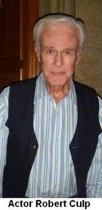 Actor Robert Culp