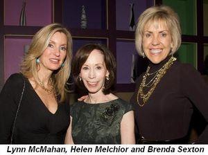 Blog 5 - Lynn McMahan, Helen Melchior and Brenda Sexton