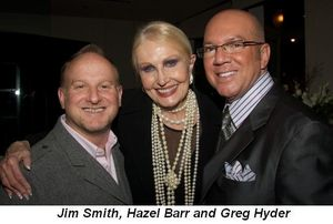 Blog 8 - Jim Smith, Hazel Barr and Greg Hyder