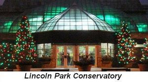 Blog 5 - Lincoln Park Conservatory