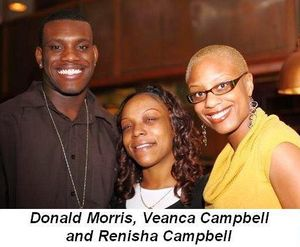 Blog 8 - Donald Morris, Veanca Campbell, Renisha Campbell