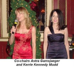 Blog 1 - Co-chairs Astra Gamsjaeger and Kerrie Kennedy Mudd