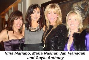 Blog 2 - Nina Mariano, Maria Nashar, Jan Flanagan and Gayle Anthony