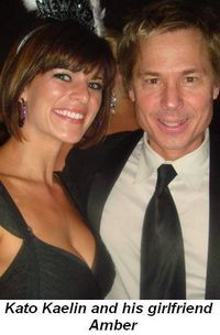 Blog 13 - Kato Kaelin and his girlfriend Amber